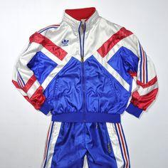 Vintage 90s ADIDAS Tracksuit / Vintage Adidas Track Pants / ADIDAS Multi Color / ADIDAS Windbreaker / Adidas Trainer Streetwear / Long Pants