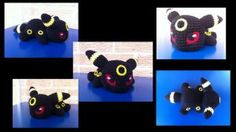 Baby Umbreon (with pattern) by aphid777 Pokémon