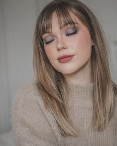 A Wearable Grey Eyeshadow Look Using The Victoria Beckham Beauty 'Tuxedo' Smoky Eye Brick Gray Eyeliner, Grey Eyeshadow, No Eyeliner Makeup, Makeup Geek, Makeup Inspo, Makeup Ideas, Grey Makeup, Cute Makeup, Gorgeous Makeup