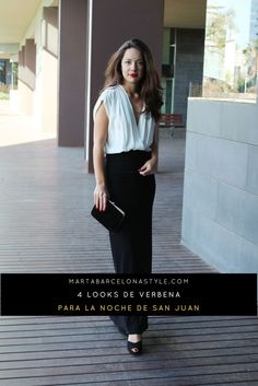 4 stunning outfits for party : MartaBarcelonaStyle's Blog