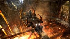 Wallpapers from game Natural Selection 2 Natural Selection, Room Wallpaper, Spaceship, Concept Art, Darth Vader, Fantasy, Industrial, Inspirational, Fire
