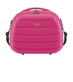 Titan Limit Beautycase hot pink