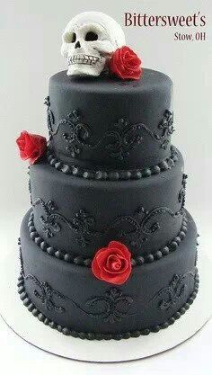 30 Breathtaking Halloween Cakes Ideas | Eventi e Wedding P. - The Wedding Blog