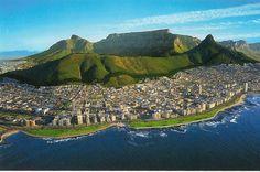 La bella Ciudad del Cabo, en Sudáfrica                                                                                                                                                                                 Más