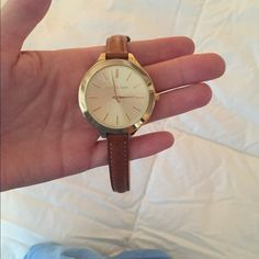 Watch Double strap watch Michael Kors Jewelry Bracelets