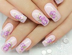 Trendstyle Fashion & Nailart Trends - Rosenprints - Pretty Nail Shop 24