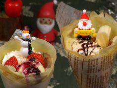 How to Make Christmas Crepes
