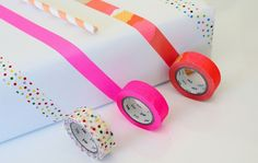DYI: Gift Wrapping Ideas.