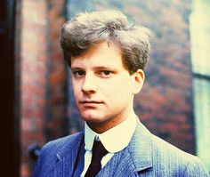 Pretty sure Naoko Takeuchi (Sailor Moon) based Tuxedo Mask off of this picture of Colin Firth.