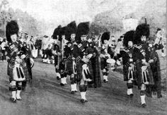 Transvaal Scottish regiment, South Africa