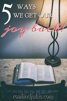 If you feel a loss of joy, Hygge will not bring it back. There are 5 ways we can get our joy back once it's been stolen from us. Pastors Wife, Christian Faith, Christian Women, Christian Living, Spiritual Growth, Spiritual Thoughts, Spiritual Practices, Choose Joy, Christian Encouragement