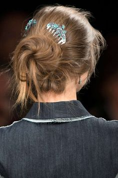 Best Hair Trends Spring 2015 - Top Hairstyles For Spring as Seen on the Runway