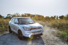 https://flic.kr/p/LH5PEN | SsangYong Tivoli | Double dragon rises... with Tivoli. The best SsangYong ever made!