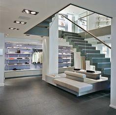 Blue Tech Refin Tiles / Interior Design / Tiles @Material Plans - Free Samples