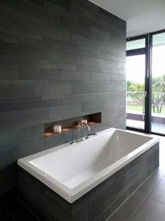 Nice Bathtub Tile Interior Ideas