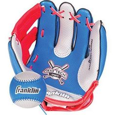 Franklin Sports Air Tech Soft Foam Baseball Glove and Ball Set For Kids-Youth by Franklin Sports: 9 banded soft foam glove; Espn Baseball, Marlins Baseball, New York Yankees Baseball, Baseball Socks, Baseball Activities, Gyms Near Me, Fun Games For Kids, Kid Games, Baseball Equipment