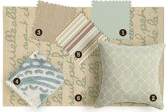 Perfect Palettes for Outdoor Décor - check them out at ballardstylestudio.com