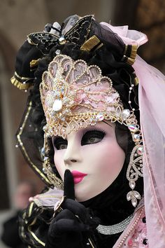 mask of carnival of Venice 2013 More
