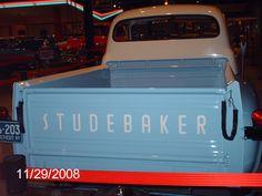 1957 Studebaker truck