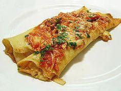 Utah Recipe Blog: Panquecas brasileiras (Brazilian pancakes)
