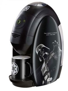 The Best Part of Waking Up? This Star Wars Coffee Machine | Devour The Blog: Cooking Channel's Recipe and Food Blog