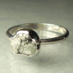 yep this is it.  silver band with a natural diamond. - #band #DIAMOND #Natural #Silver #Yep