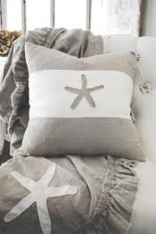 Another pillow from Cottage Coastal Store - LOVE!
