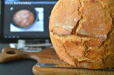 Bloc de recetas: Pan rápido en cazuela