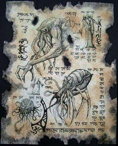 Necronomicon Fragment 023