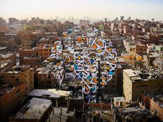 No início deste ano, o artista franco-tunisianoeL Seedrealizou um mural que atraiu a atenção de vários veículos internacionais e das redes sociais...
