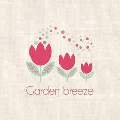 three tulips | Logo Design Gallery Inspiration | LogoMix