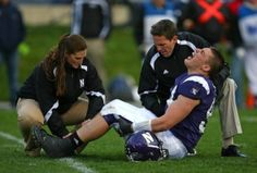Athletic Training: Why I Love My Job