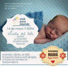 Dudas sobre el sueño del bebé, realidades y #crianzarespetuosa