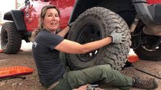 How to Lift Heavy Tires 2004 Jeep Wrangler, Jeep Wrangler Unlimited, 2014 Jeep Grand Cherokee, Lift Heavy, Jeeps, Tired, Monster Trucks, Shopping, Im Tired