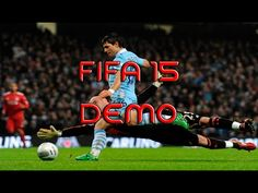 FIFA 15 DEMO - GAMEPLAY PC HD - LIVERPOOL VS MANCHESTER CITY