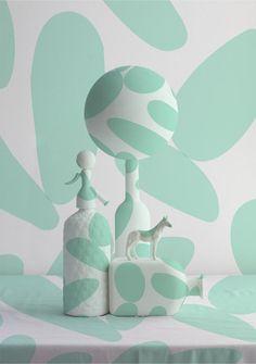 Hello Pattern by Judy Kaufmann in main art  Category