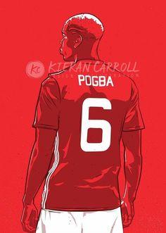 #ManchesterUnited - #PaulPogba #6