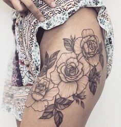 Make Tattoo, Tattoo Art, Goddess Tattoo, Like A Boss, Tattoos, Ideas, Instagram, Tattoo Female, Rose Tattoos