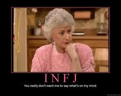 Introverted, Intuitive, Feeling, Judging