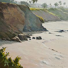 Highs & Lows by Greg LaRock Oil ~ 20 x 20