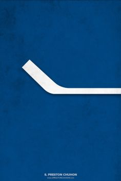 Vancouver Canucks Minimalist Logo