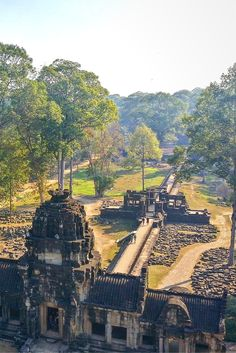 A one-day narrative and guide to Angkor Archaeological Park, Siem Reap, Cambodia. Canada Travel, Asia Travel, Travel Usa, Siem Reap, Angkor, Ultimate Travel, Oh The Places You'll Go, Travel Around The World, Where To Go