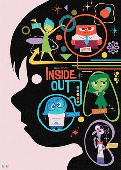 #insideOut - Poster Posse Art - by Matt Needle
