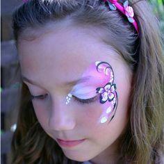 Kinderschminken & Glitzer-Tattoos