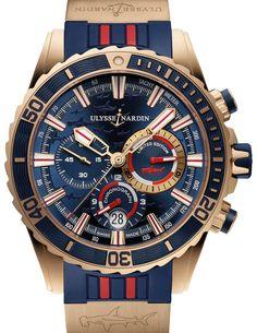 C'est une grande tendance dans l'industrie horlogère ces derniers temps… Les marques, pour « compenser » les hausses de prix qui ont eu lieu en dix ans, augmentent désormais la durée de leur garantie. C'est le cas d'Ulysse Nardin qui, à partir de janvier 2017, garantira ses montres cinq ans...
