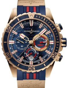 Ulysse Nardin Recommended by RAFO and Art & Luxury