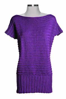 Faça um vestido de tricô para aquecer e modernizar o visual - Moda, Beleza, Estilo, Customizaçao e Receitas - Manequim - Editora Abril