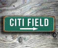 Citi Field Sign
