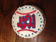 Brad's StL Cardinals cake!