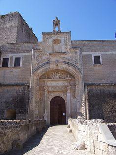 #Copertino, Il Portale del castello, #Apulia, #Italy
